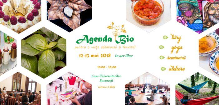 Agenda Bio #9 – pentru starea ta de bine