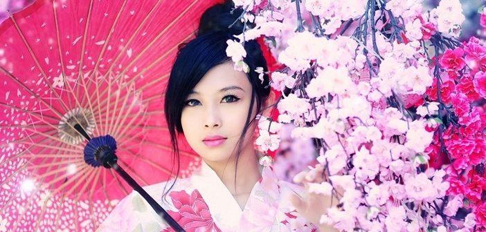 Trucuri de frumusete folosite de femeile japoneze