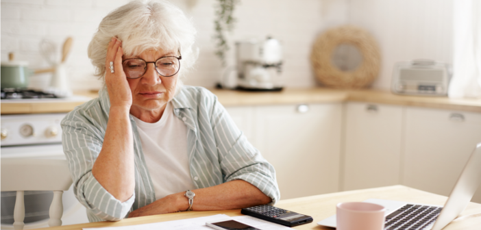 Depresia la persoanele în vârstă