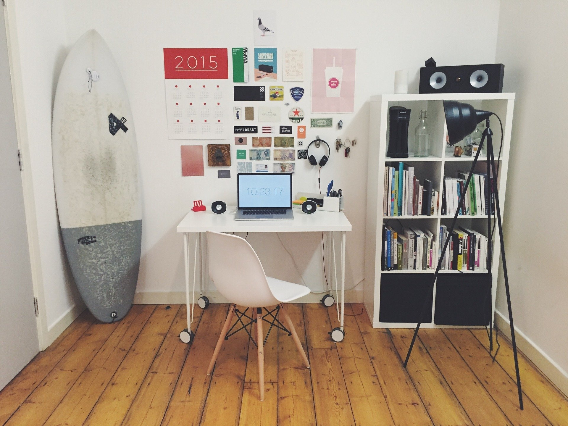 amenajare birou acasă