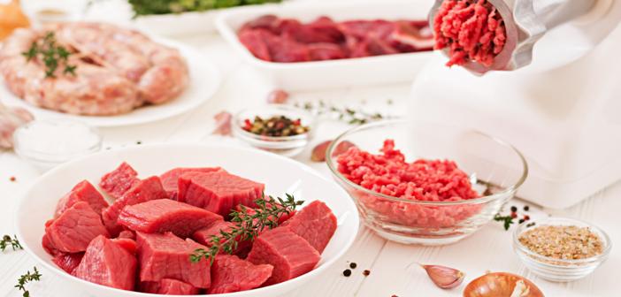 Amestec de carne tocată de vită ideal pentru tacos, chili con carne, spaghete